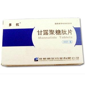 甘露聚糖肽片(多抗)