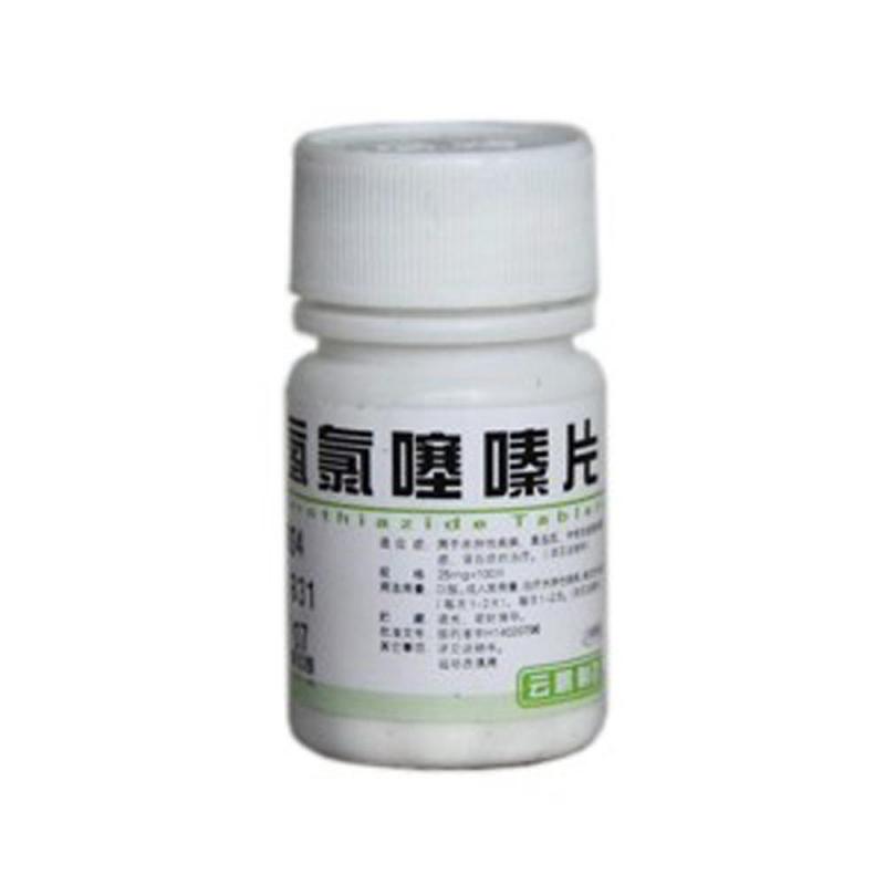 氢氯噻嗪片(云鹏)
