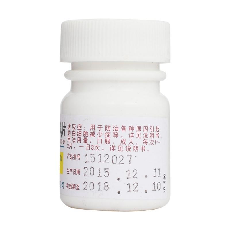 维生素B4片(力生)