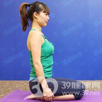 猫伸式产后丰胸瑜伽8