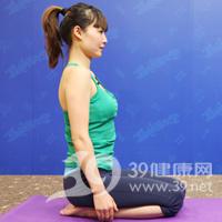 猫伸式产后丰胸瑜伽1