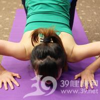 猫伸式产后丰胸瑜伽6