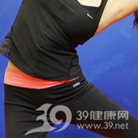 扭转式产后瘦腹瑜伽5