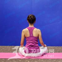 腰旋转式瘦腰瑜伽5
