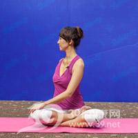 腰旋转式瘦腰瑜伽2