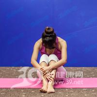 腰侧弯式瘦腰瑜伽6