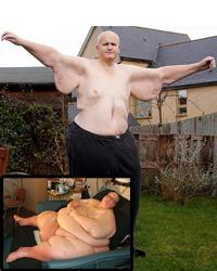 890斤世界首胖�p肥成功