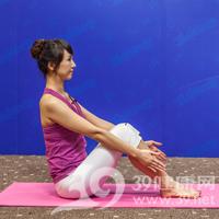 腰侧弯式瘦腰瑜伽2