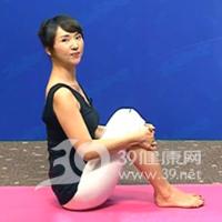 V式瘦腿瑜伽2