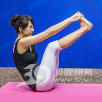 V式瘦腿瑜伽8