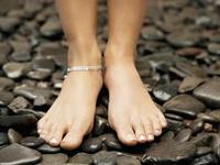 女性健康私密事第46期:夏季赤脚穿鞋 芊芊玉足很受伤