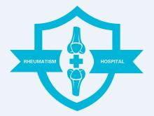 郑州痛风风湿病医院logo