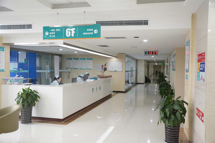 门诊大楼_六楼护士站