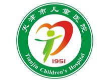 天津市儿童医院logo