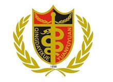 青岛大学附属医院logo