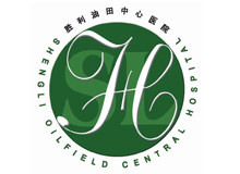 胜利油田中心医院logo