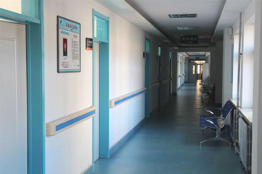 门诊大楼通道