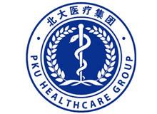 北大医疗鲁中医院logo