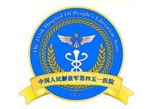 中国人民解放军四五一医院logo