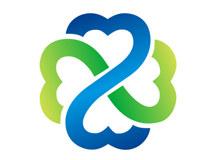 丹东市中心医院logo