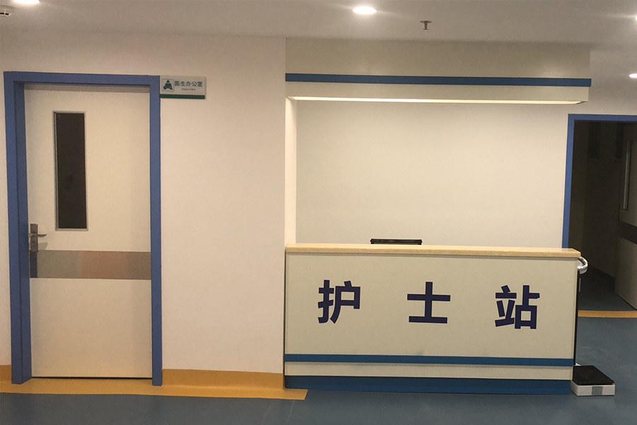 门诊大楼_楼道