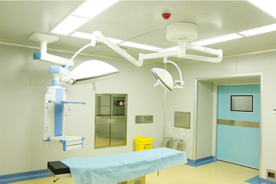 郑州中科甲状腺医院手术室