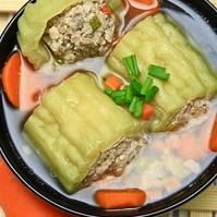 虾仁馄饨汤