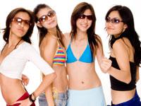 女性健康私密事第25期:夏季游泳如何挑选泳衣