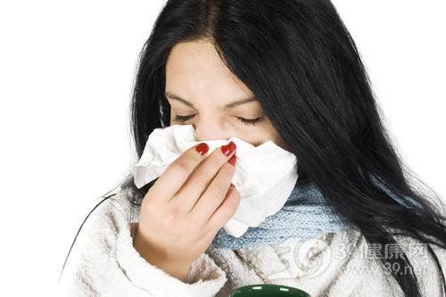 感冒-流鼻涕