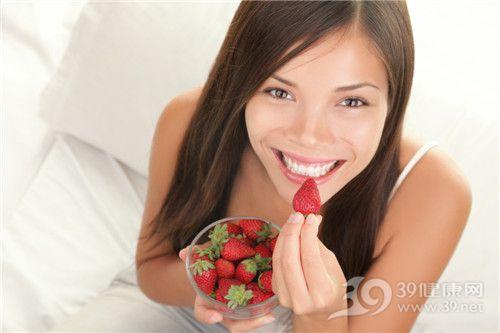 青年 女 草莓_8361947_xxl