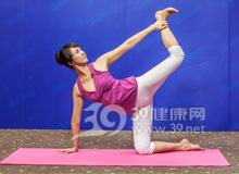 局部减肥瑜伽系列