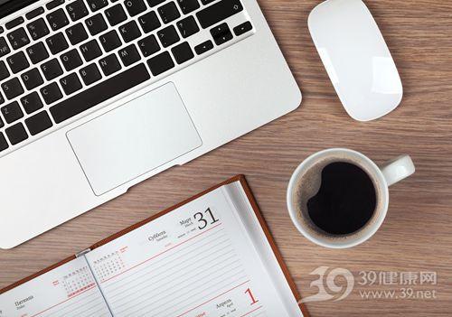 工作 商务 电脑 鼠标 咖啡 笔记本 日记_20606143_xxl