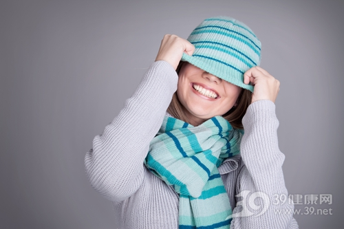 青年 女 冬天 寒冷 毛衣 围巾 帽子 保暖 温暖_11860020_xxl