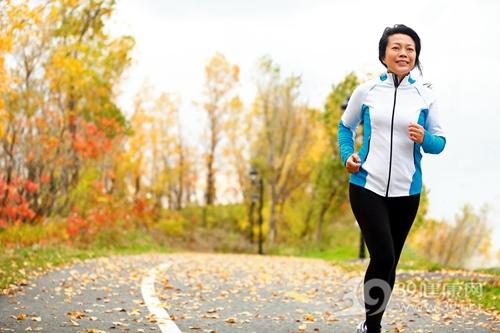 运动跑步能降患冠心病危险