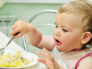 宝宝成长必需的10种营养素