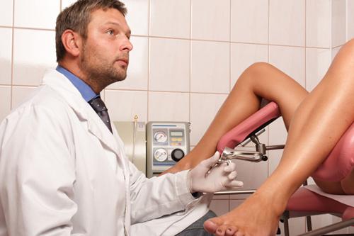 女性-妇科检查-阴道疾病