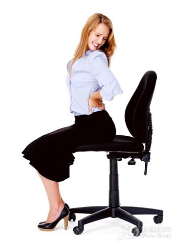 青年 女 运动 办公室 伸展 腰部_13025477_xl