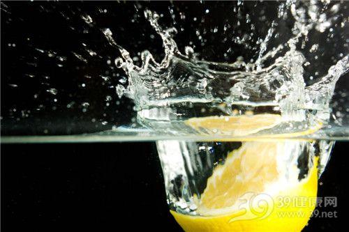 水 饮料 柠檬_14832907_xxl