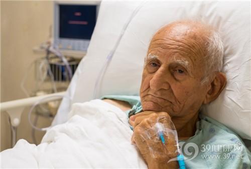 中老年 男 病人 医院 病重 输液 病床_20412239_xxl