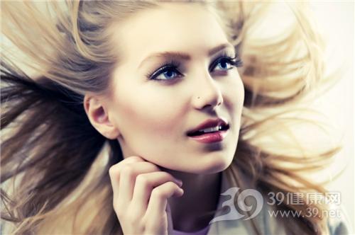 青年 女 美容 护肤 头发_12039823_xxl