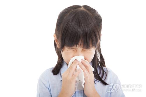 孩子 女 生病 感冒_21998522_xxl