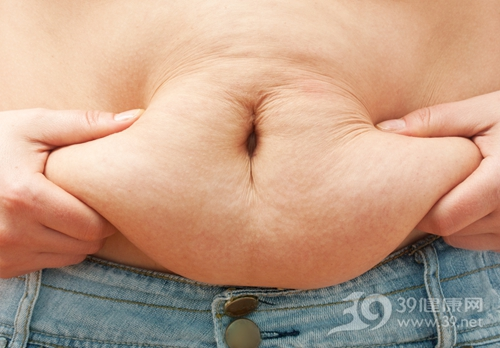 肥胖 减肥 腰围 赘肉 肚腩_27053315_xl
