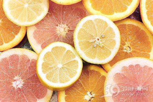 橙子 柠檬 西柚 柚子 水果_2442297_xl