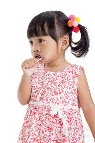 孩子 女 刷牙 牙刷_8406526_xxl