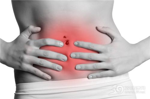 青年 女 腹痛 肚子痛 经期 痛经 生病_ 13682051_xxl