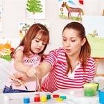 柚子妈:教1-9岁孩子画画的方法
