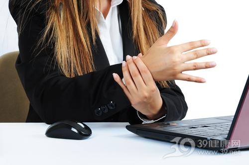 青年 女 手腕 疼痛 鼠标手 办公 鼠标 劳损_20020491_xxl
