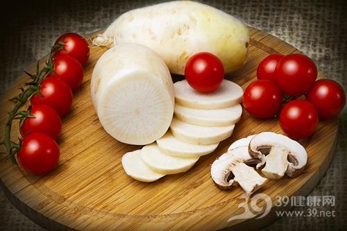 白萝卜 西红柿 蘑菇_11367781_xxl