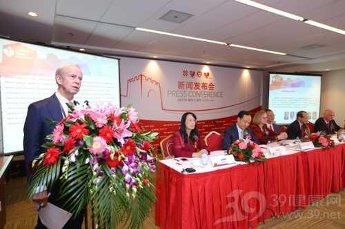AHA @ GW-ICC联合论坛主席Sidney C.Smith教授