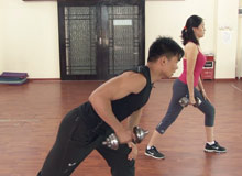 健身房减肥系列